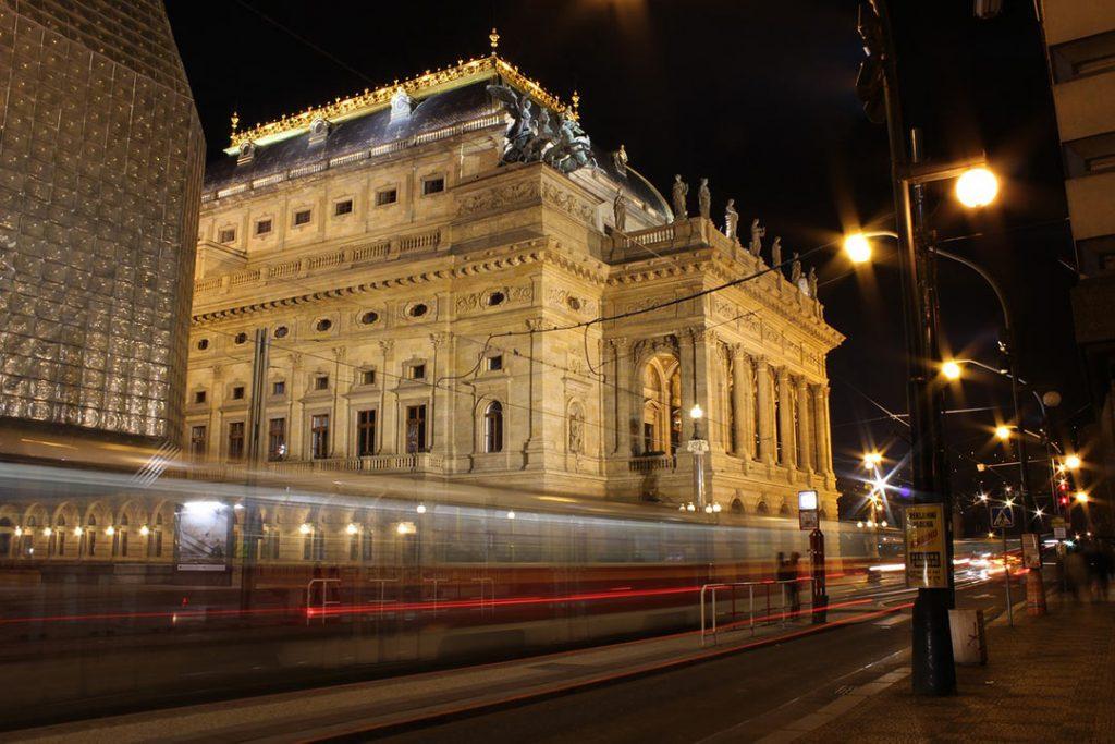 Prague National Theatre - Národní divadlo