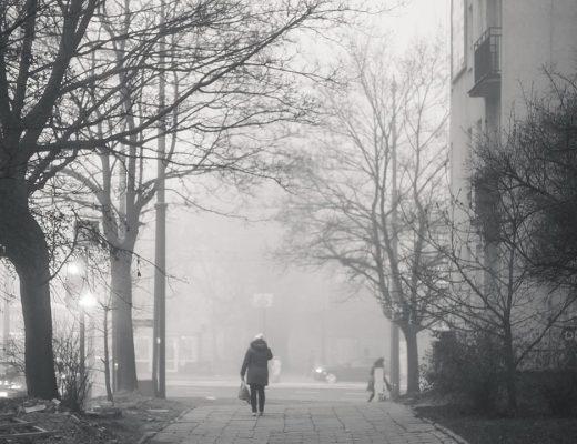 Smog weather