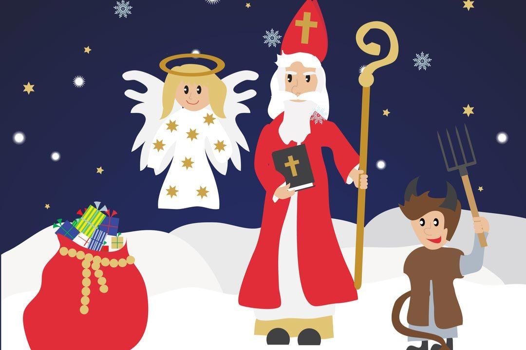 Svatý Mikuláš (St. Nicholas Day)