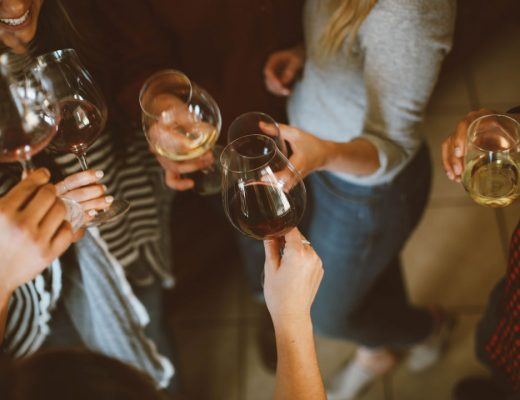 Glass, people, hands and wine HD photo by Kelsey Chance (@kchance8) on Unsplash