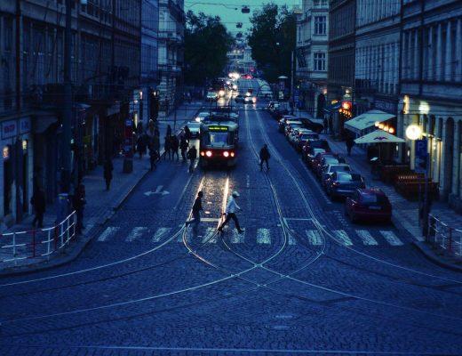 Road, pedestrian crossing, tram and car HD photo by Bence Kiss-Dobronyi (@iecs) on Unsplash