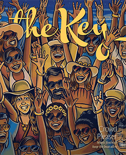 The Key Magazine